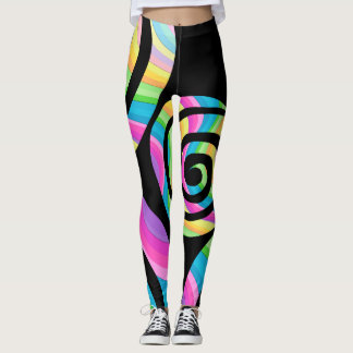Unicorn Twirls Leggings