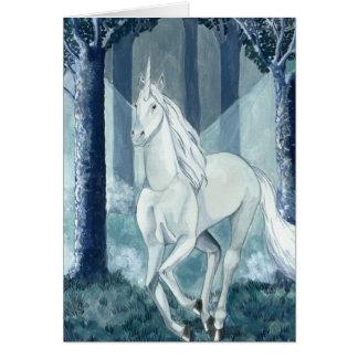 Unicorn - unicorn card