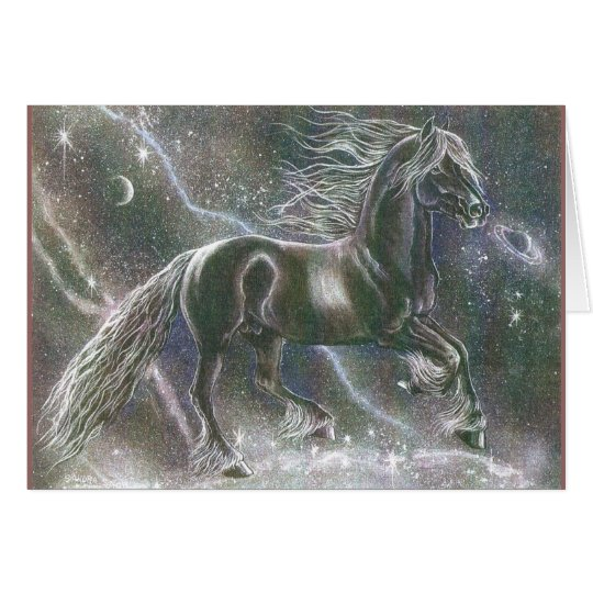 Unicorn Universe Card