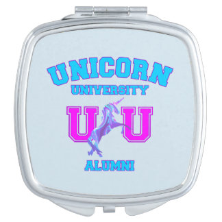 Unicorn University Compact Mirrors