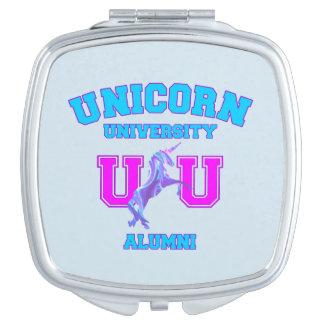 Unicorn University Makeup Mirror