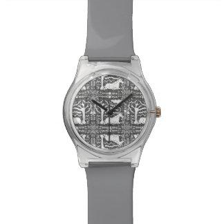 Unicorn Victorian Lace Watch
