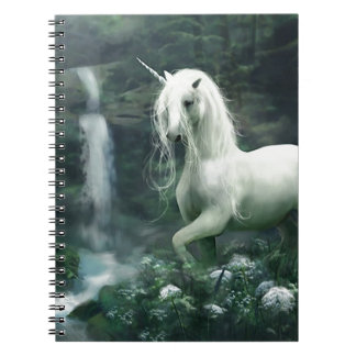 Unicorn Waterfall Notebooks