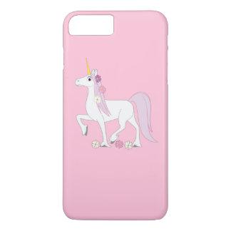 Unicorn with Daisies in her Mane iPhone 8 Plus/7 Plus Case