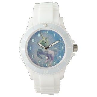 Unicorn Wrist Watch | Blue Arctic