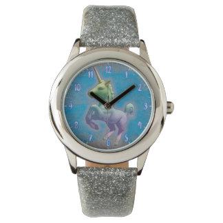 Unicorn Wrist Watch | Blue Nebula
