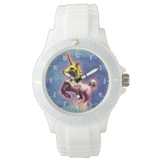Unicorn Wrist Watch | Galaxy Shimmer