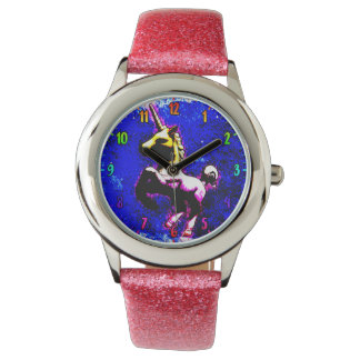 Unicorn Wrist Watch | Punk Cupcake