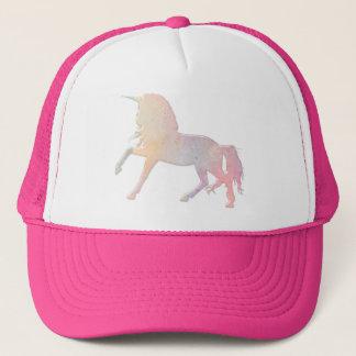 Unicornios obsession trucker hat