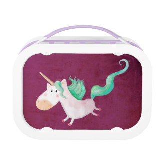 Unicorns are Magical Lunch Box
