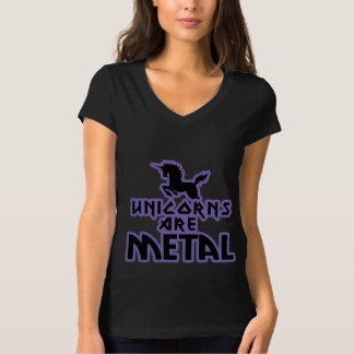 Unicorns are Metal T-Shirt