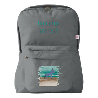 Unicorns are Real Backpack