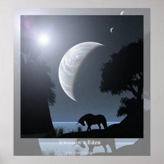 Unicorn's Eden Posters