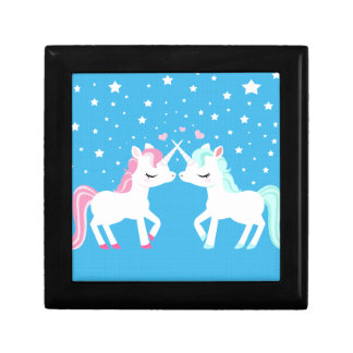 Unicorns in love Gift box