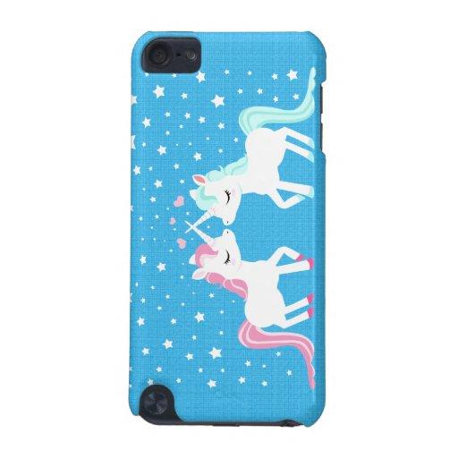 Unicorns in love Ipod Touch case