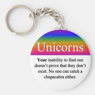 Unicorns Keychain