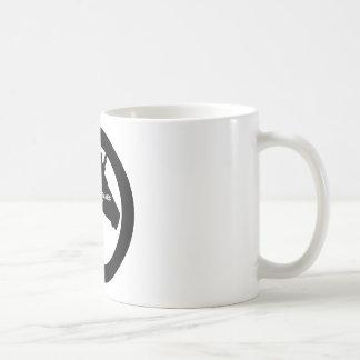 Unicorns Missed the Ark Basic White Mug