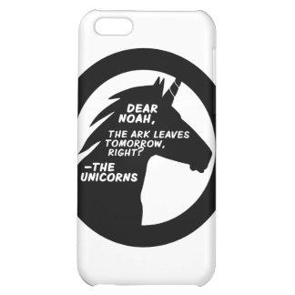 Unicorns Missed the Ark iPhone 5C Case