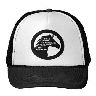 Unicorns Missed the Ark Trucker Hat