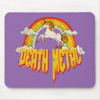 Unicorns of Death Metal Mouse Mat