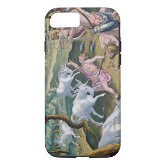 Unicorns on the Banks of the Indus, Hunted by Perm iPhone 8/7 Case