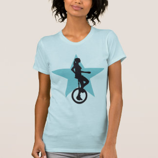 unicycle more rider T-Shirt