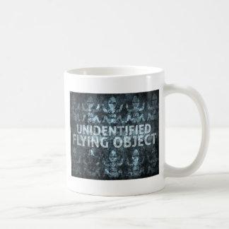 Unidentified Flying Object Coffee Mug