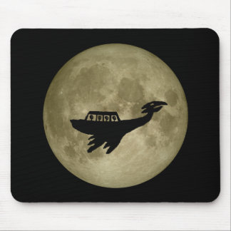 Unidentified Flying Object Mouse Pad