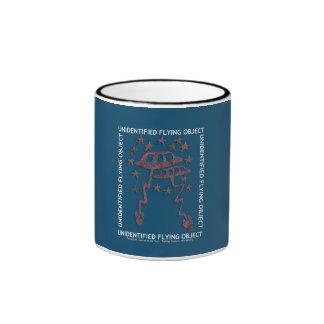 Unidentified Flying Object Coffee Mugs