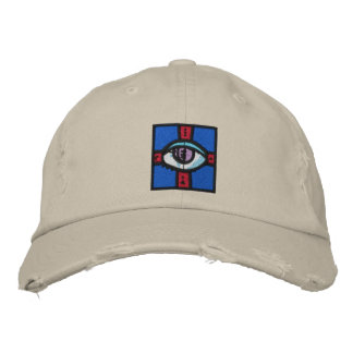 Unified Faith Theory Logo-Branded Chino Twill Cap Embroidered Hats