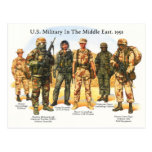 Uniforms of the U.S. Military in the Middle East