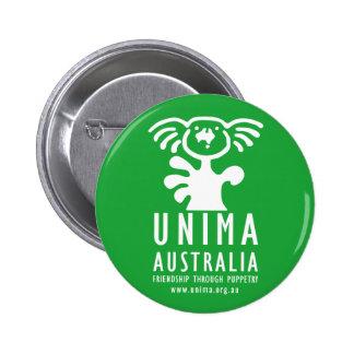 UNIMA Australia Badge GREEN