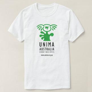 UNIMA Australia Mens T-Shirt White