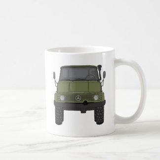 Unimog Green Coffee Mug