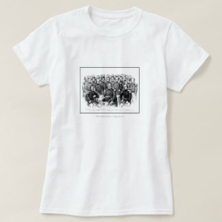 Union Civil War Generals T-Shirt