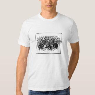 Union Civil War Generals T Shirt