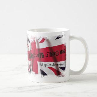 Union Collegiate Shag UK Coffee Mug