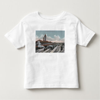 Union Depot Railroad North Side Toddler T-Shirt