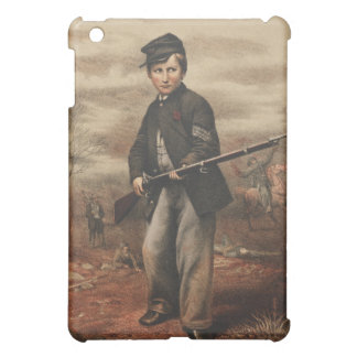 Union Drummer Boy John Clem at Point Lookout iPad Mini Covers