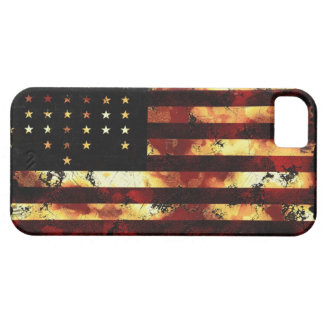 Union Flag, Civil War, Stars and Stripes, USA iPhone 5 Cases