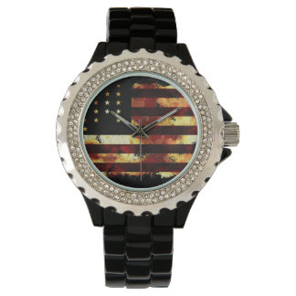 Union Flag, Civil War, Stars and Stripes, USA Watch