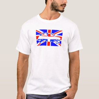 Union Flag Classic Mini T-Shirt