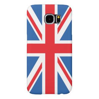 Union Flag/Jack Design Samsung Galaxy S6 Cases