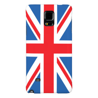 Union Flag/Jack Design Galaxy Note 4 Case
