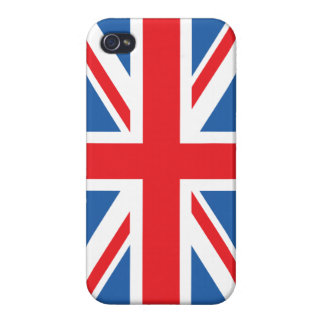 Union Flag/Jack Design iPhone 4 Covers