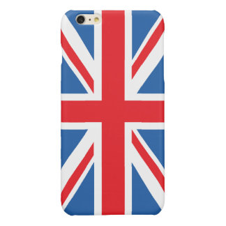 Union Flag/Jack Design iPhone 6 Plus Case