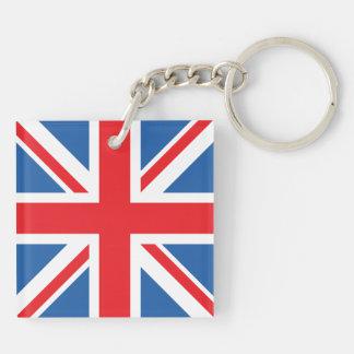 Union Flag/Jack Design Key Ring