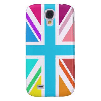 Union Flag Jack Design - Multicoloured HTC Vivid Case