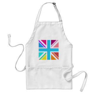 Union Flag/Jack Design - Multicoloured Standard Apron