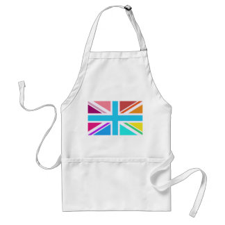 Union Flag/Jack Design – Multicoloured Standard Apron